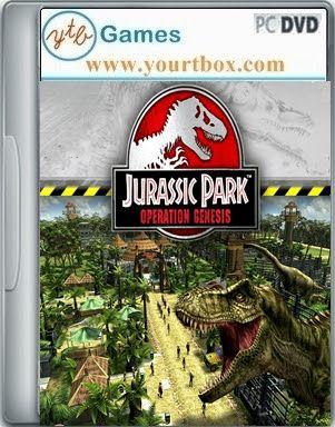 Jurassic Park Operation Genesis Game - FREE DOWNLOAD ...