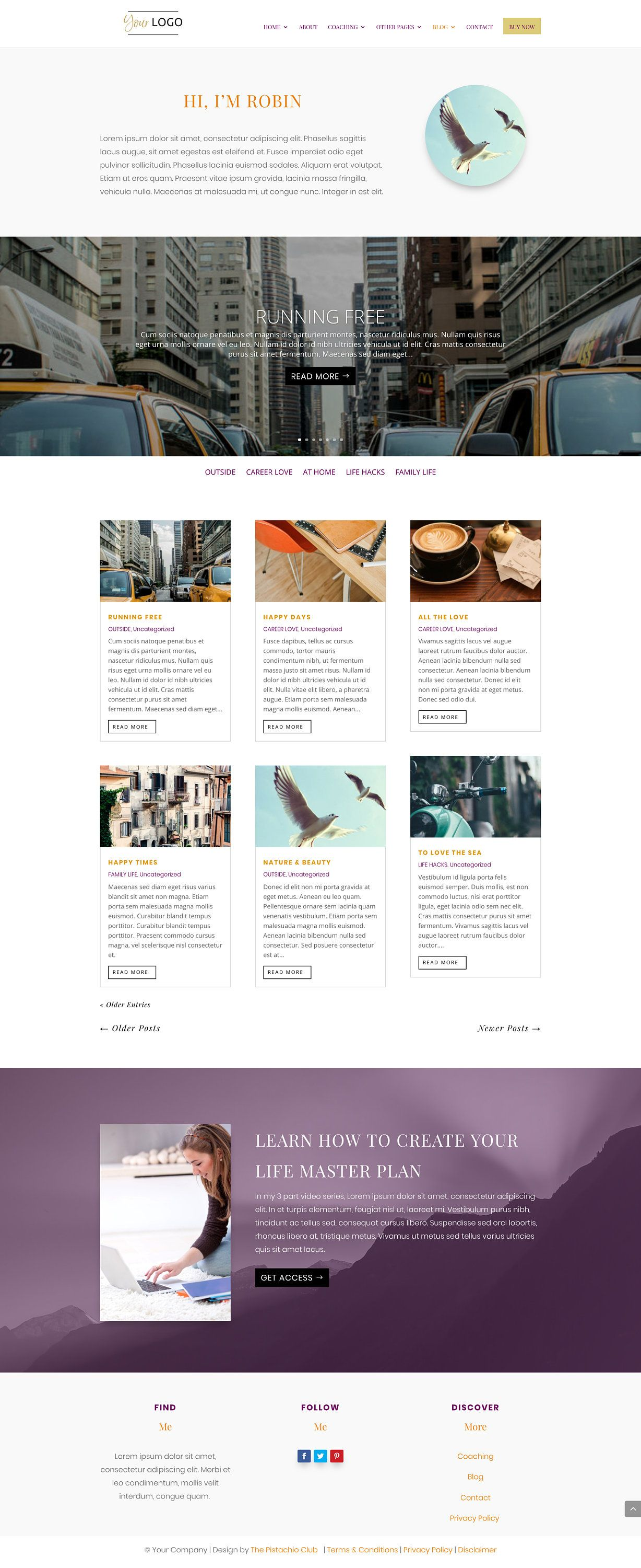 Excited To Share The Latest Addition To My Etsy Shop Wordpress Theme Blog Blogger Template Prem Website Template Design Blog Themes Wordpress Blog Themes