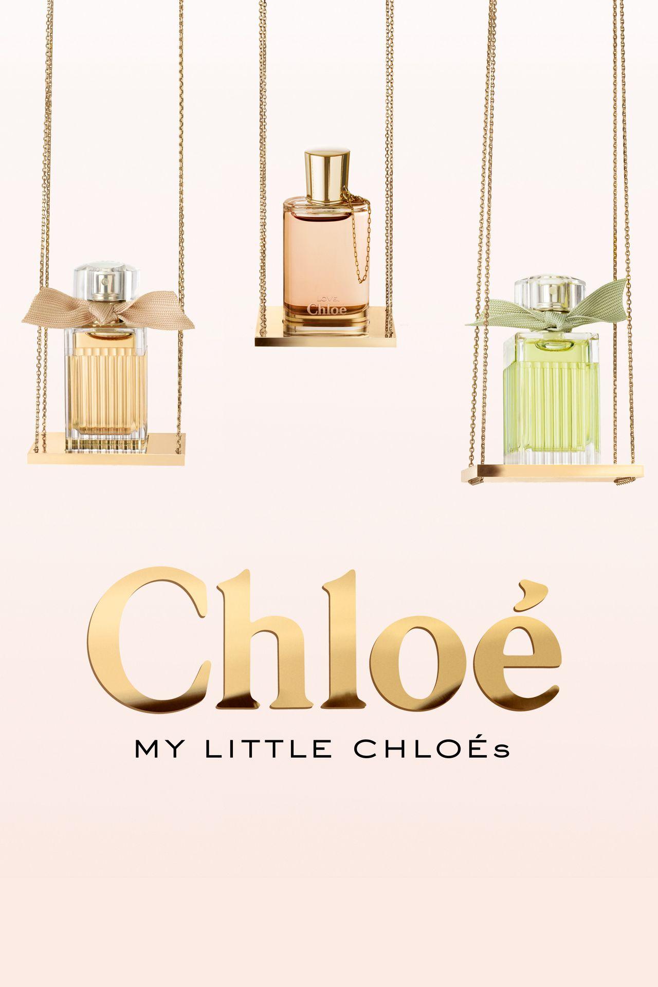 My Little Chloés Advertising Ads Illustration Posters