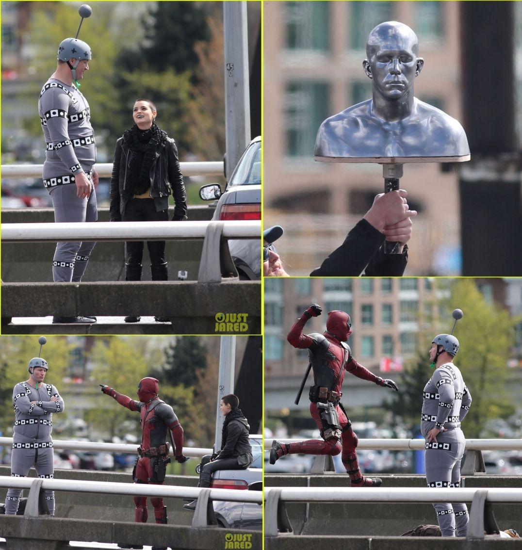 Spotted! Part 9: X-Men: Apocalypse (Feat. Deadpool) | Dateline Movies