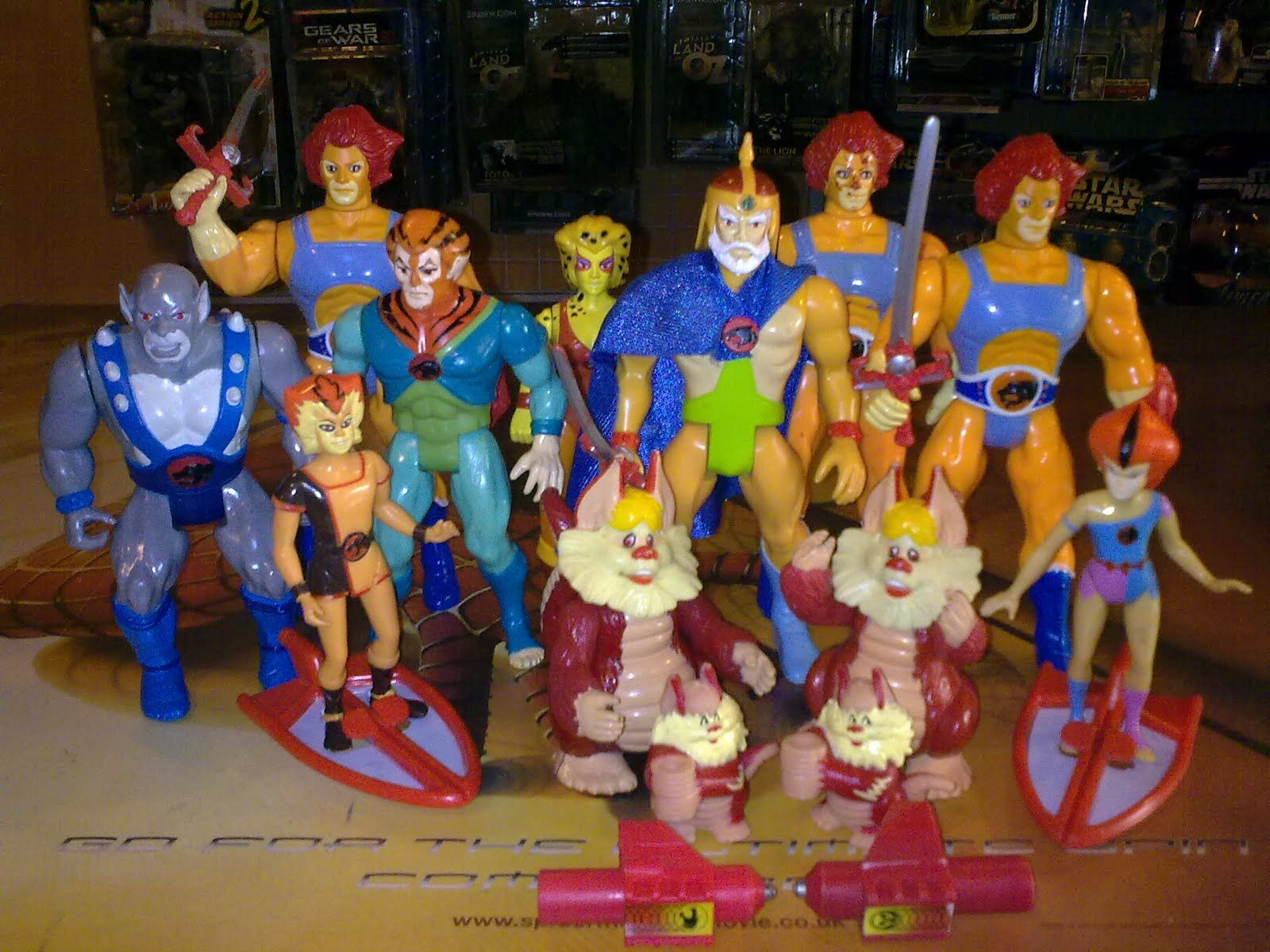 Claasic vintage toys vintage toys second shout out http www - Toys From The 80 S Toy Workers Thundercats 80 S Vintage Figure Landed In Toyworkers Now