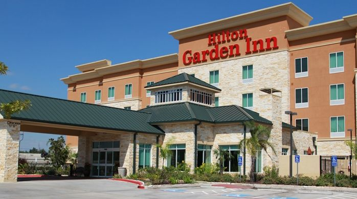 Hilton Garden Inn Houston West Katy Hotel Tx Exterior