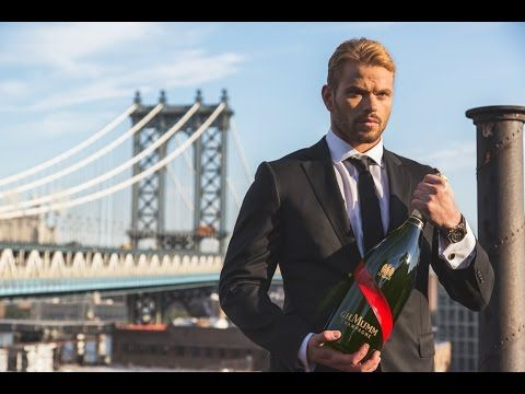 Kellan Lutz Talks About Being a Middle Child, Confidence and Champagne