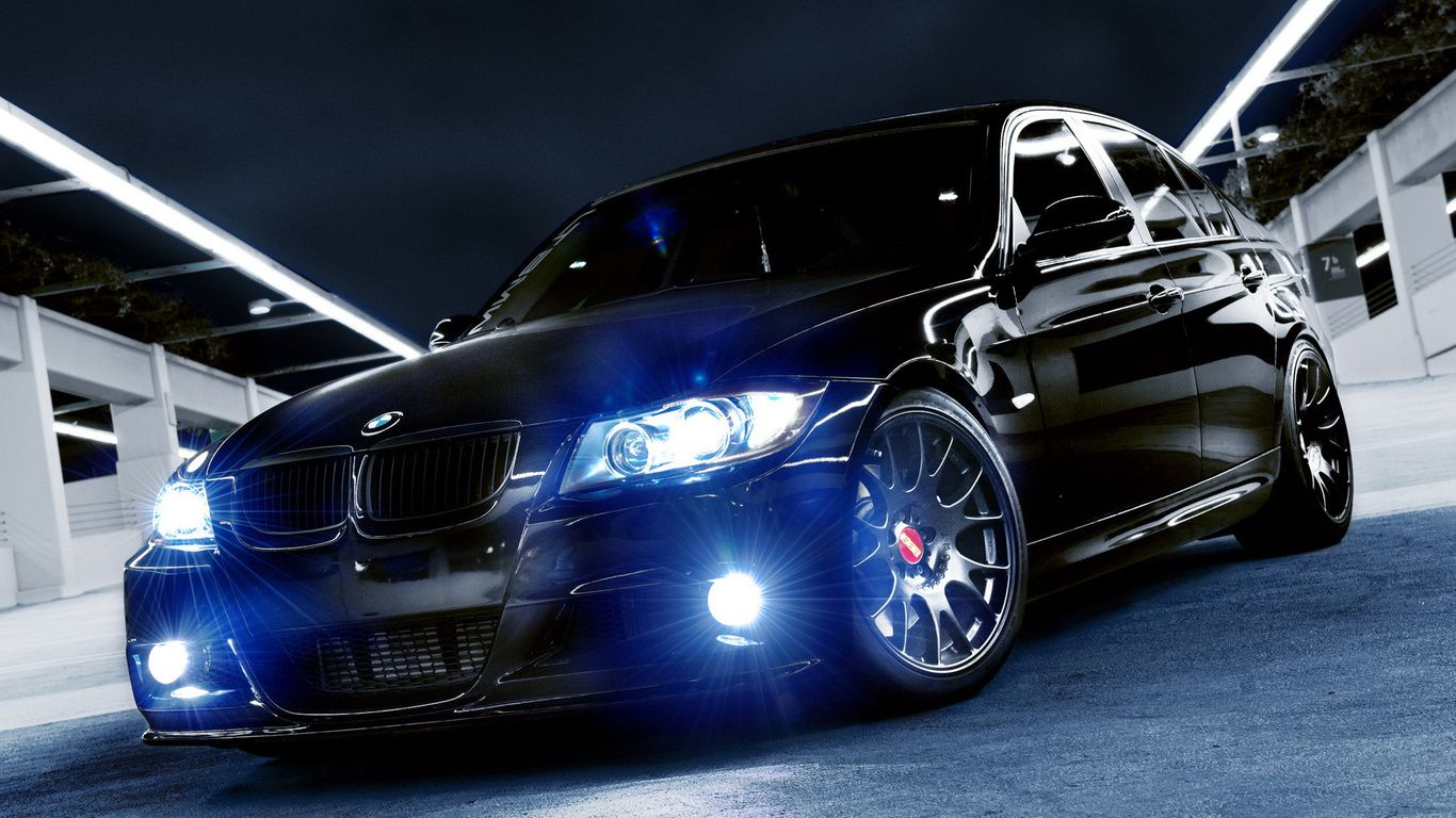 Car Wallpapers Bmw Black Cars Photo On The Desktop Pictures 3d