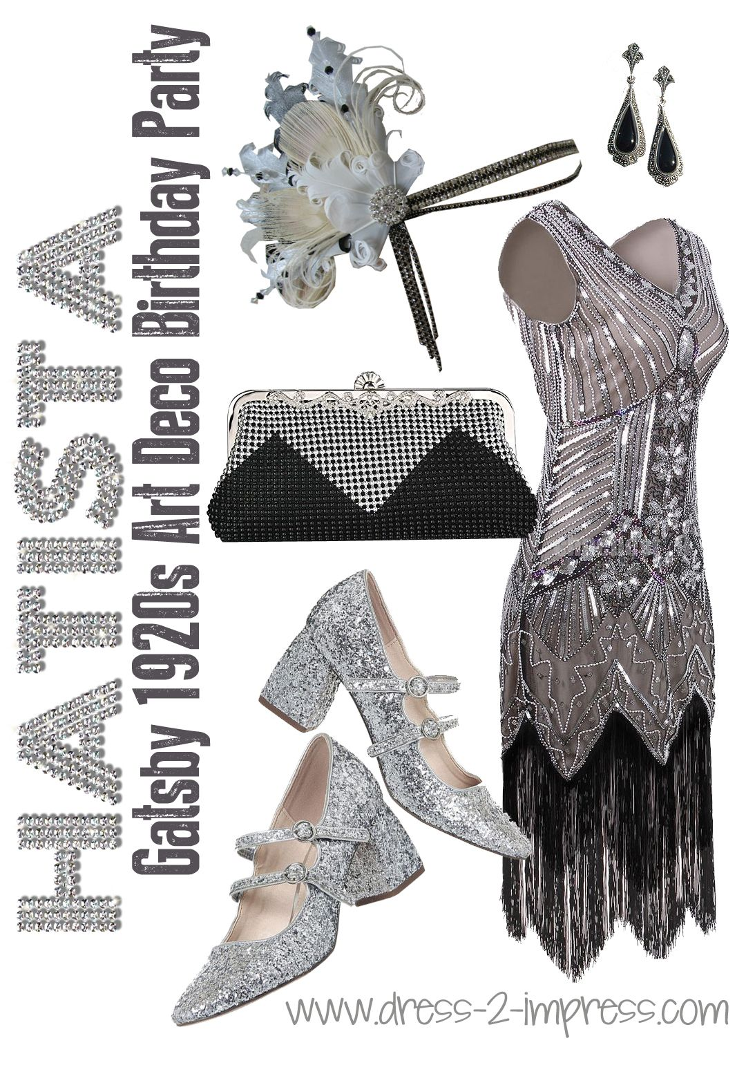 What to wear to a 1920s New Years Eve Birthday, Halloween