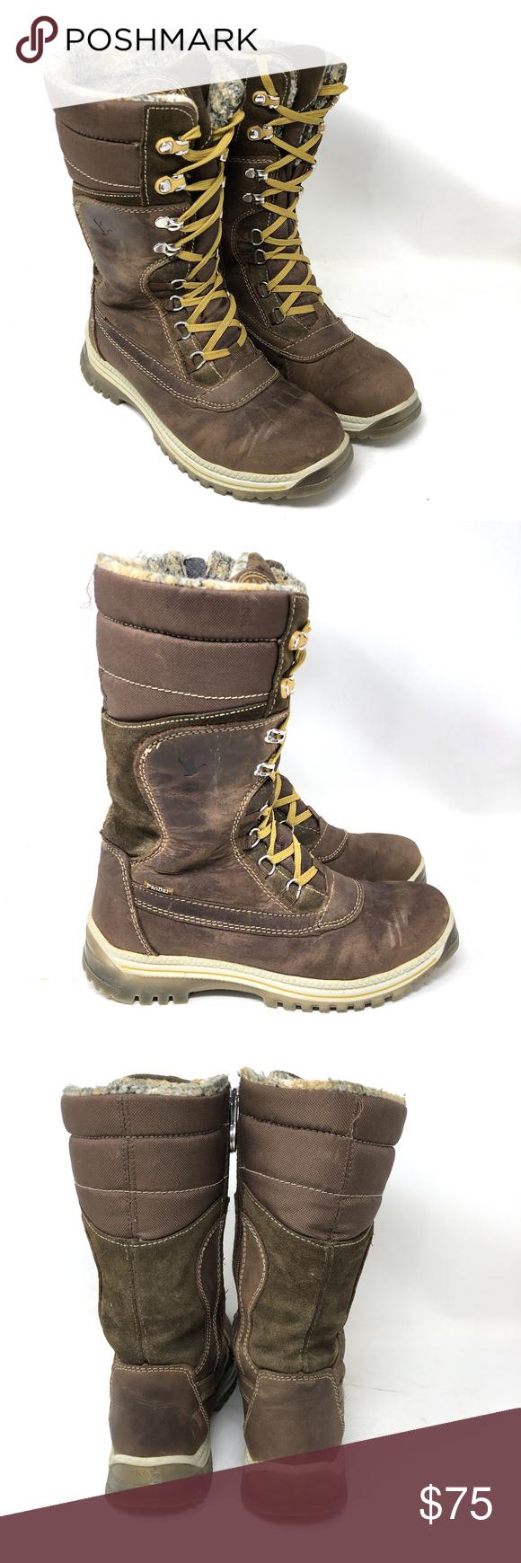 3740ef1e2d7 Santana Canada Waterproof Modena Boots Faux Fur