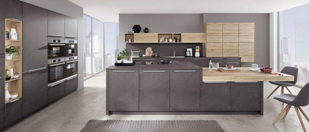 Cocinas Con Isla 2019 2020 Diseno De Cocina Moderna Isla Cocina Moderna Muebles De Cocina Modernos