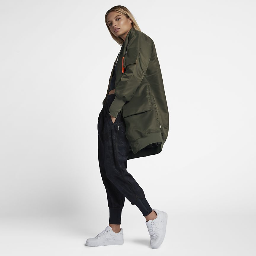 2d35199d5f8 Sportswear NSW Women's Parka in 2019 | outfits | Womens parka, Nike ...