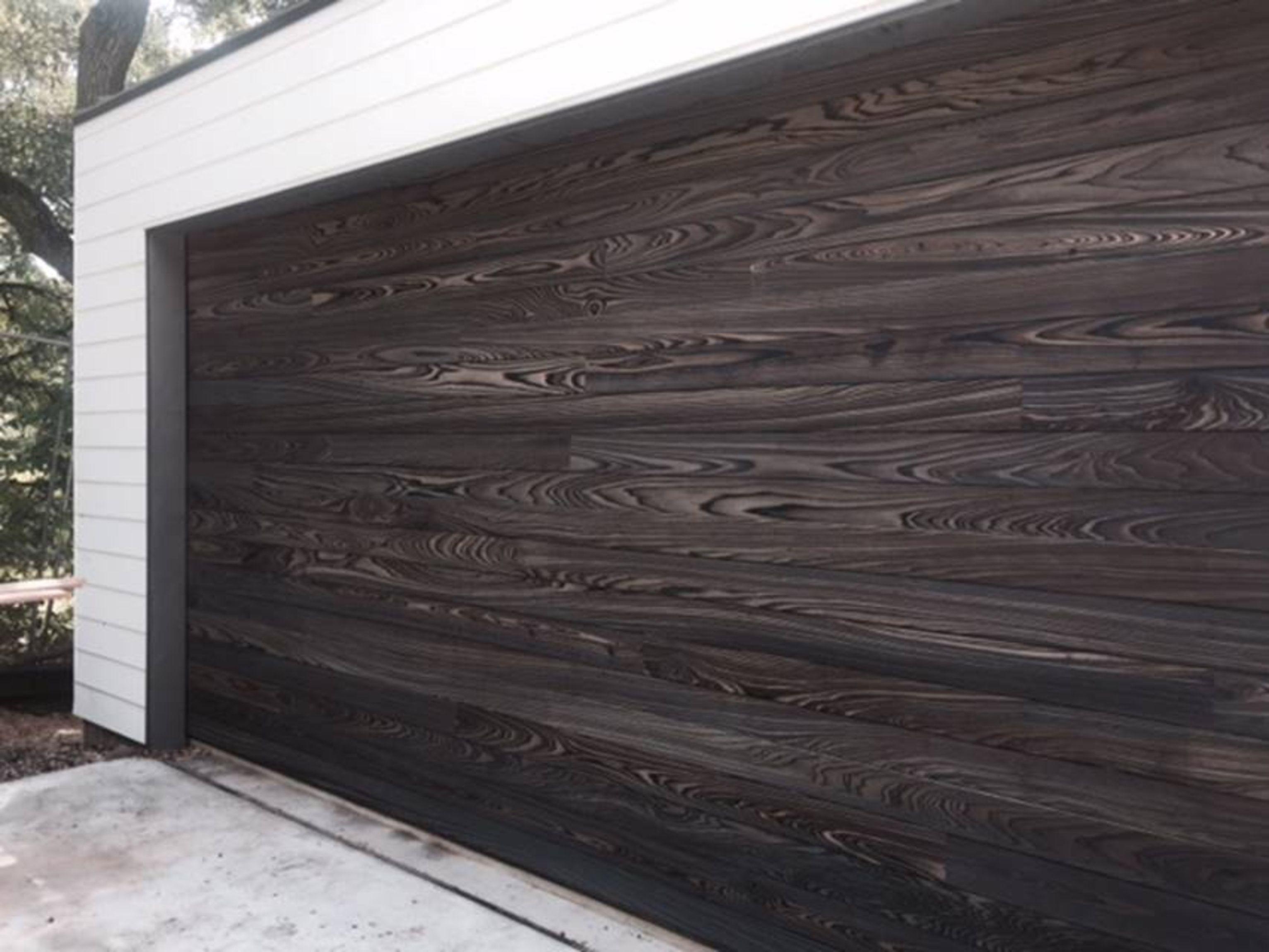 Cypress Wood Siding