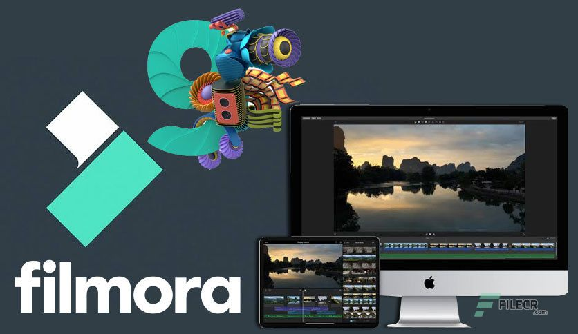 Wondershare Filmora 9.3.6.3 + Effects Pack (With images