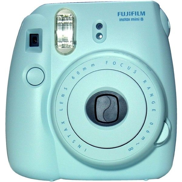 Amazon Com New Model Fuji Instax 8 Color Blue Fujifilm Instax