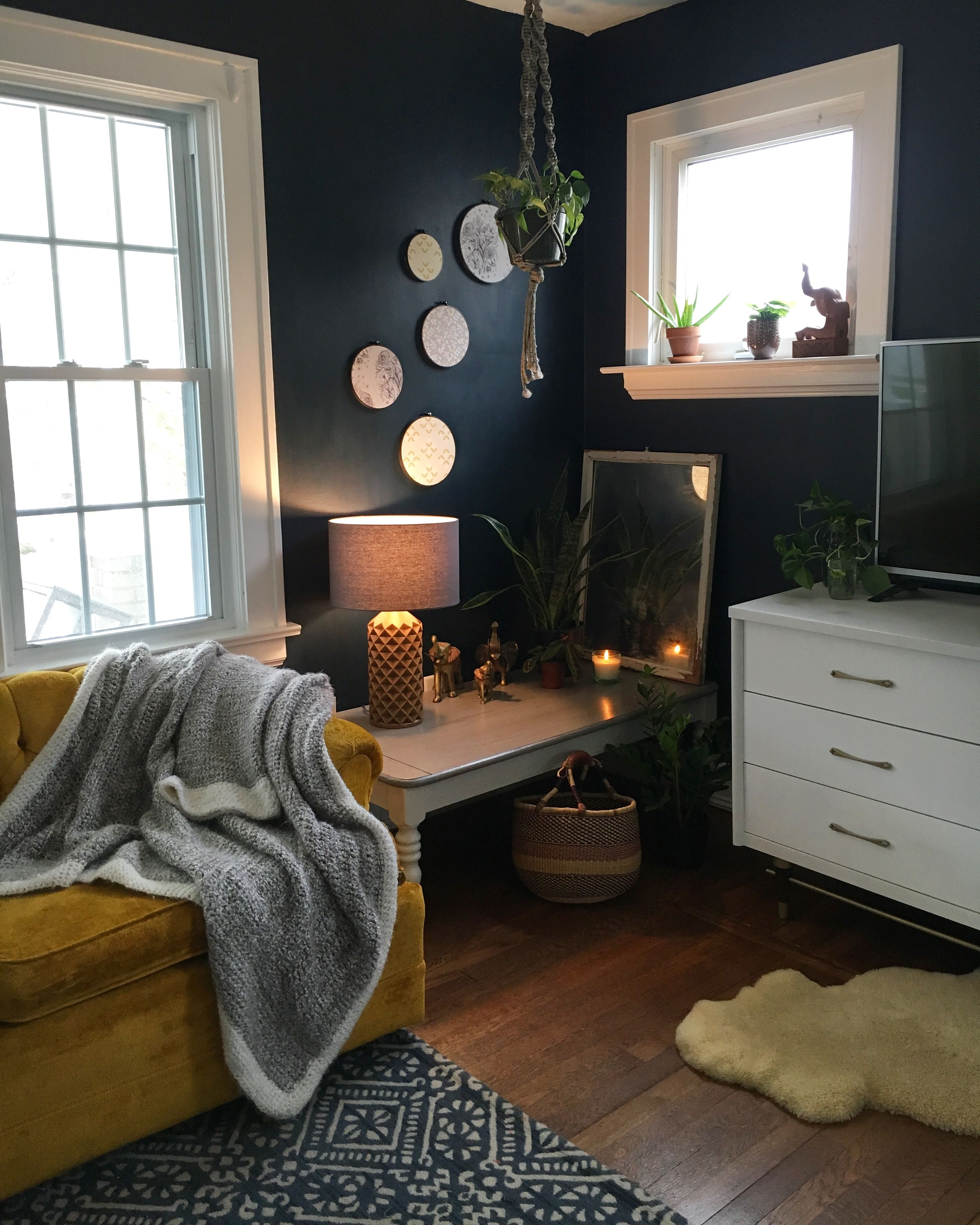 Winter Paint Colors: Home Inspirations