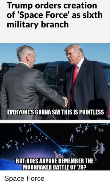 23 Funny Space Force Memes Funny Memes Memes Funny