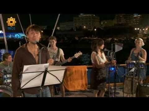 3JS zingen De Troubadour