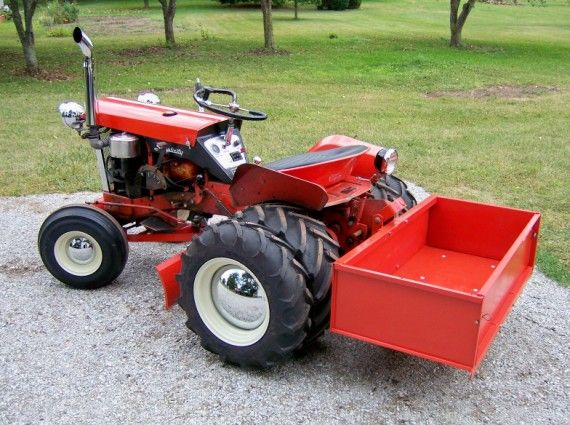 Old Lawn Tractor Google Search Garden Tractor Pulling