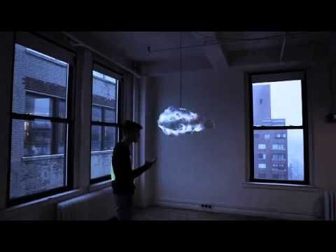 This Cloud Lamp Creates A Thunderstorm Inside Your Bedroom And It S The Coolest Thing Ever Part 2 Clouds Lamp