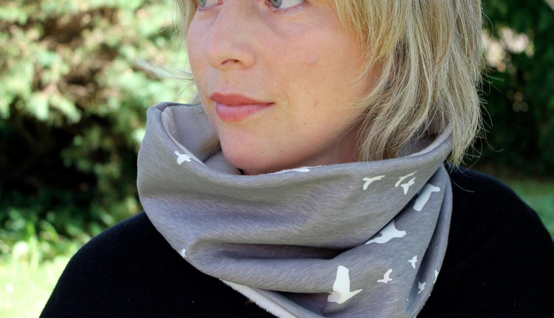 Loop scarf (23.90 EUR) by naehkombinat