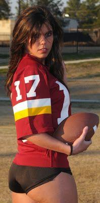27c5a4d7 Beauty Babes: NFL Sunday Week #8 Sexy Babe Alert: Washington ...