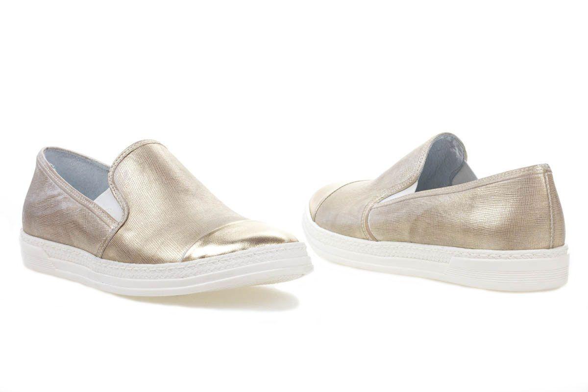 Ekskluzywne Polbuty Najlepszebuty Slip On Sneaker Vans Classic Slip On Sneaker Vans Classic Slip On