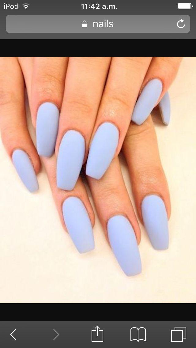 Pin by Cameron Dumeng on nails | Pinterest | Nail inspo, Nails ...