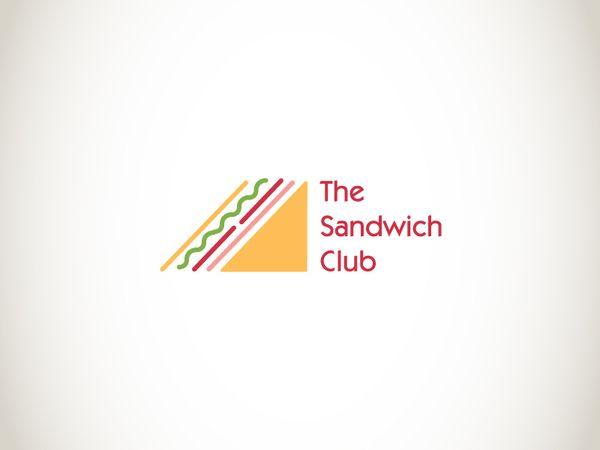The Sandwich Club by Karen Leopold, via Behance