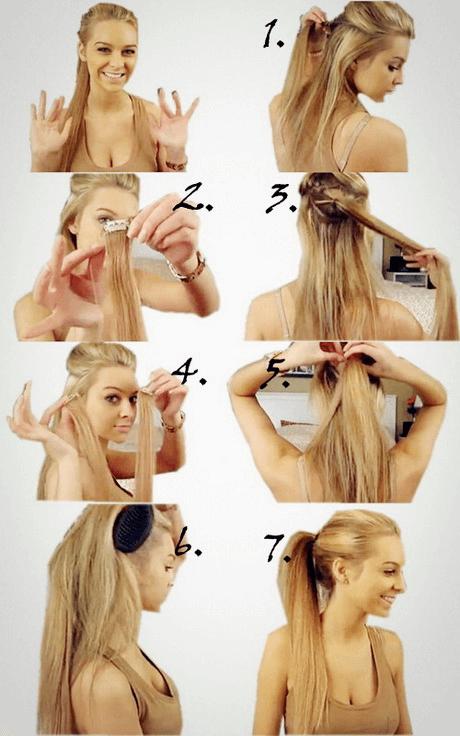 Frisuren Lange Haare Leicht Gemacht Frisuren Lange Haare Long