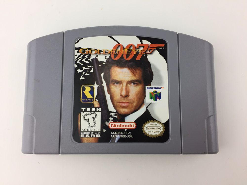 goldeneye 007 n64 gratuit