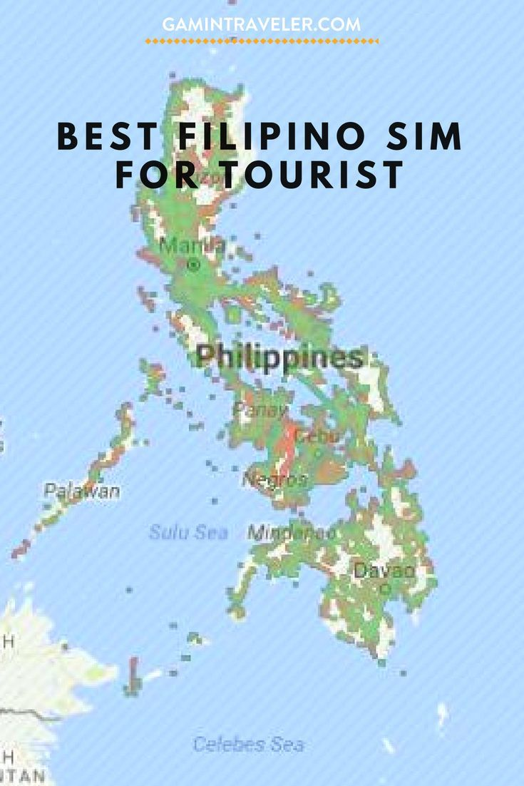 Philippines sim card for tourist 2020 easy guide
