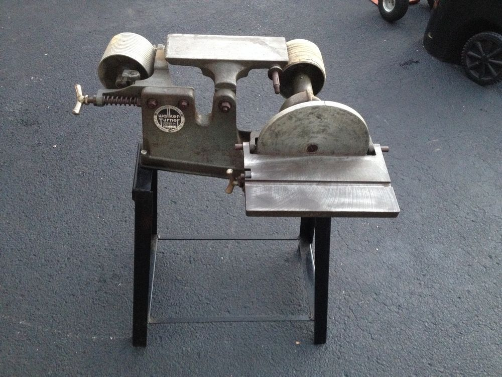 vintage wood turnner