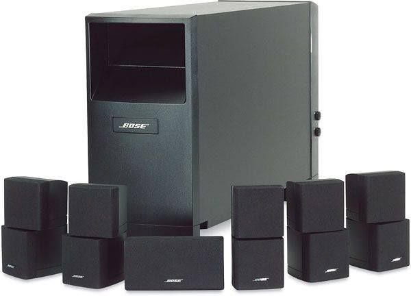 Bose 5 1 Home Entertainment Systems Bose Acoustimass 10 Speaker