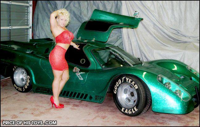 Laser 917 Porsche Replica Based On Vw Kit Car Pinterest