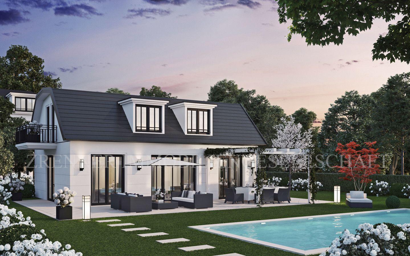 Garden Homes EFH ZRENNER IMMOBILIENGESELLSCHAFT mbH (mit