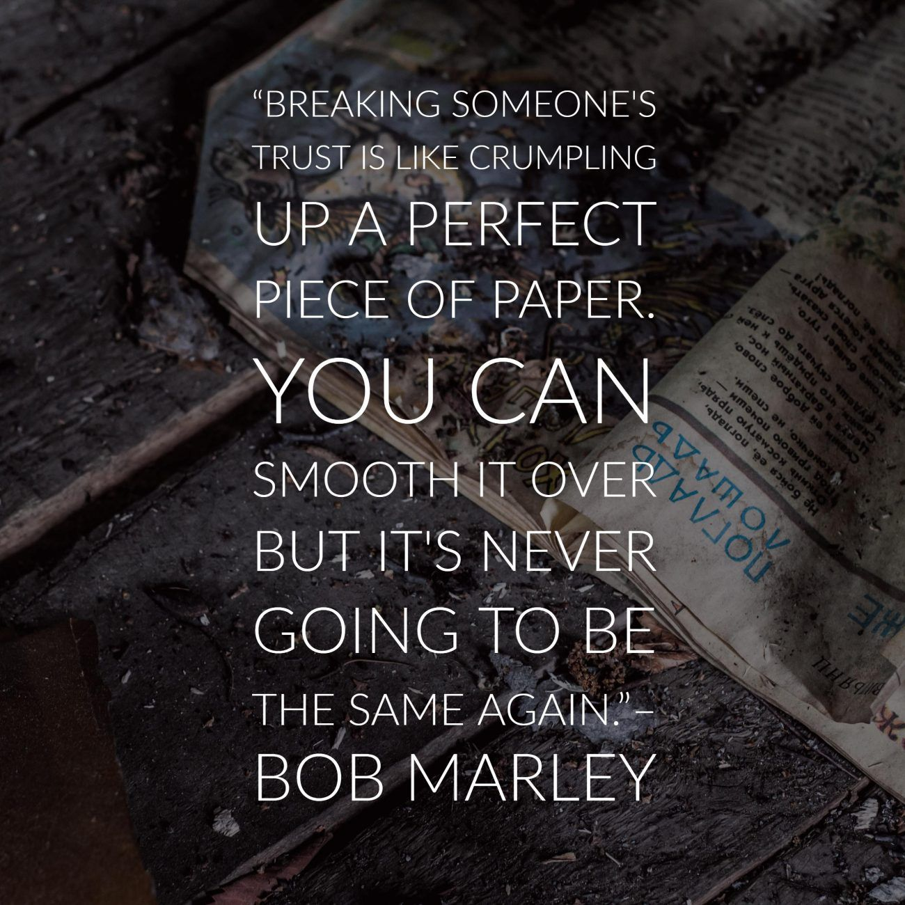 Love Quotes About Life: 30 Motivational Bob Marley Quotes
