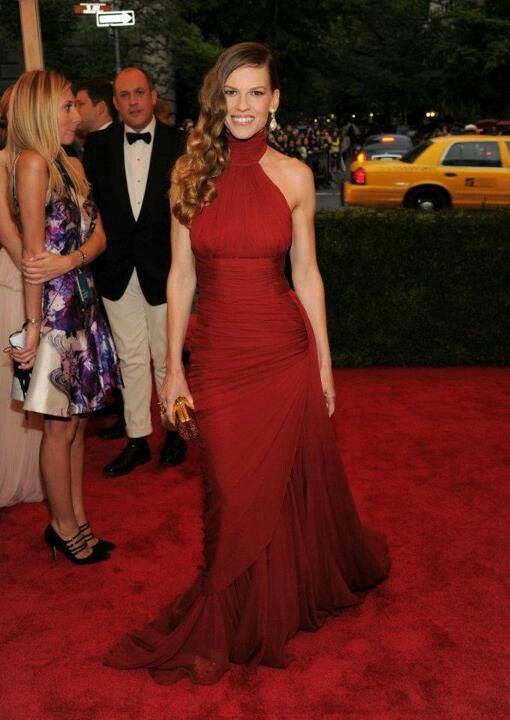 Michael Kors elegant red evening gown | Fashion and Jewelry I love ...