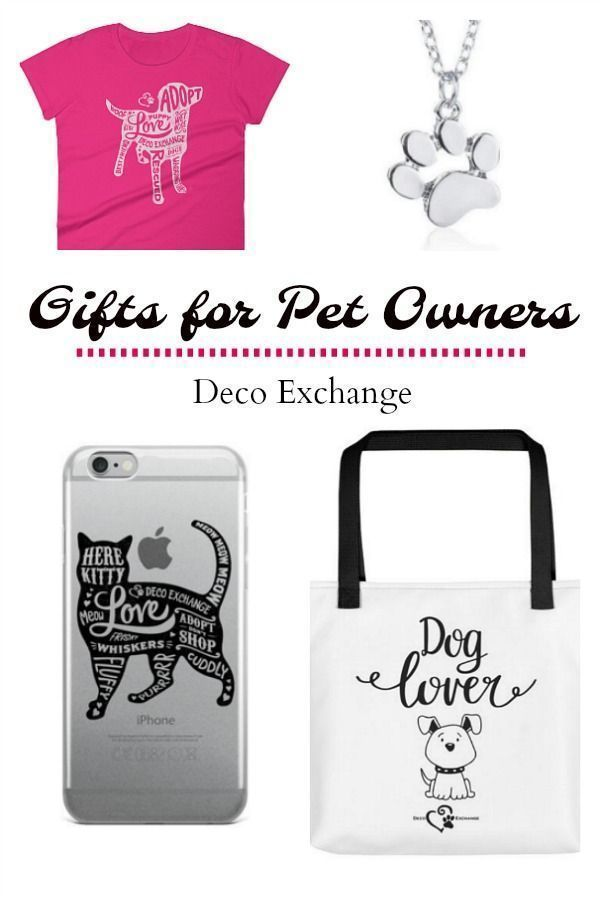 Gift ideas for the pet owner, dog mom, cat lady who has ...