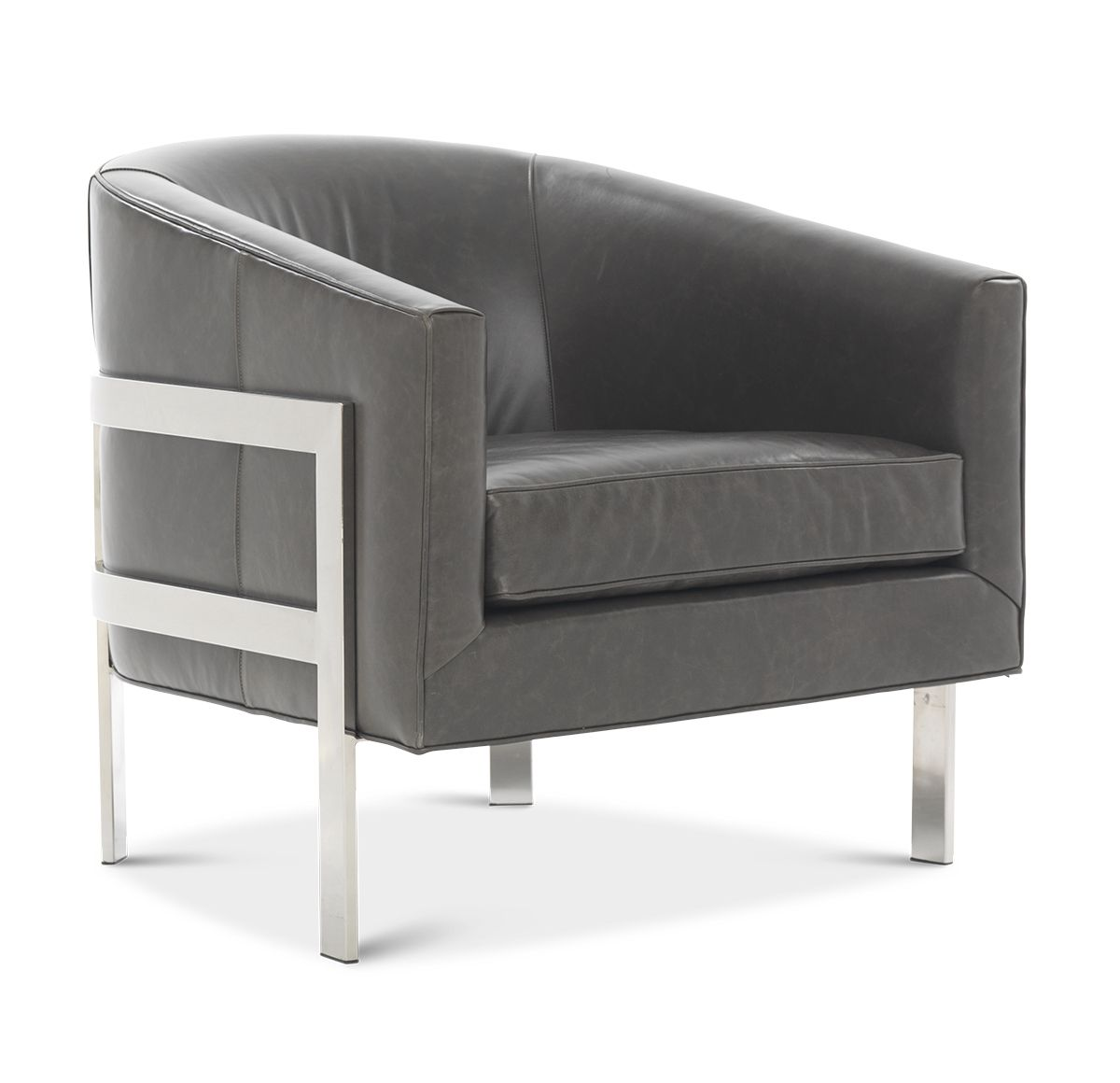 Leather Chair, Leather Sofa Chair