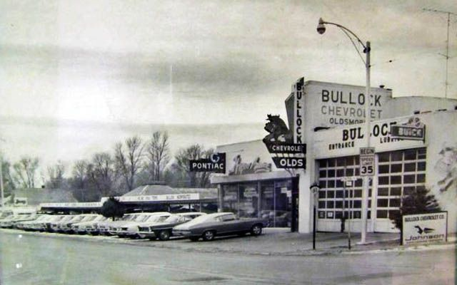 The Bullock Gm Dealership Auction Chevy Dealers Dealership