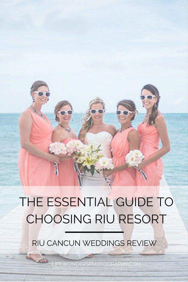 Riu Cancun Weddings Review: The Essential Guide to Choosing Riu Resort