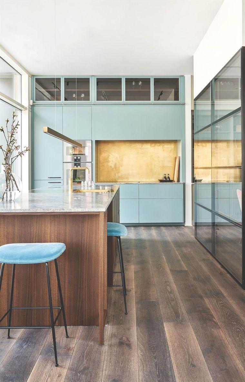 Decouvrez Nos Idees De Deco Tendance Cuisine Moderne 2019