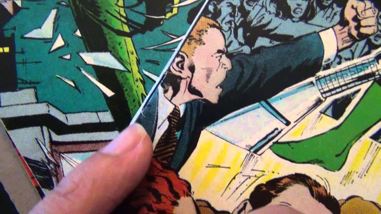 Grading tutorial lesson 22 90 examples comic book
