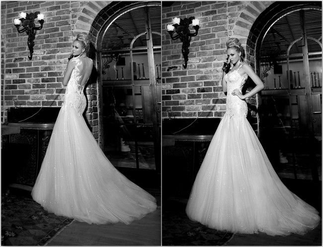 Backless Wedding Gowns: 9 Sexy Backless Wedding Dresses & Gowns {2013}