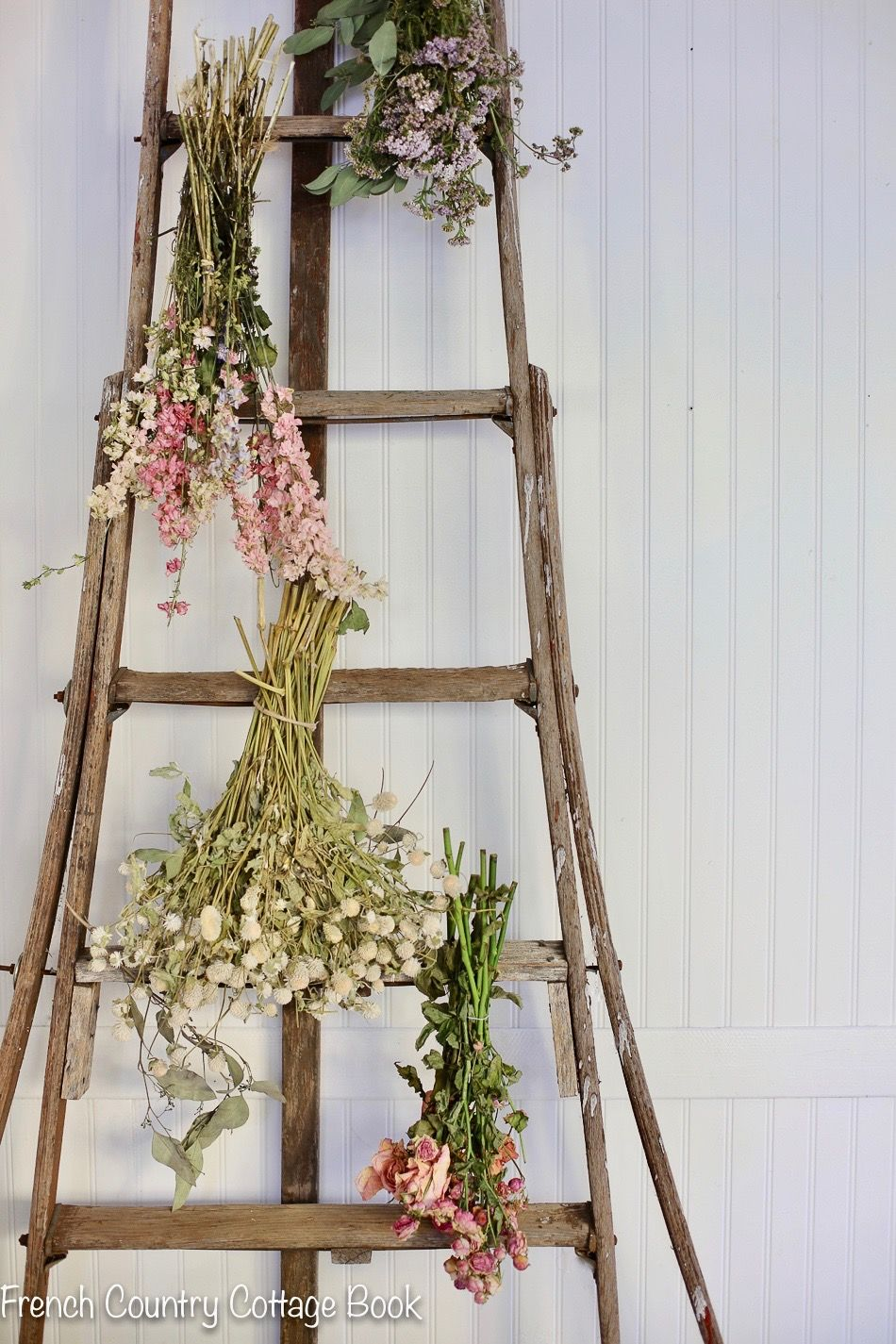 Photo of In the little cottage- 5 minute spring decorating