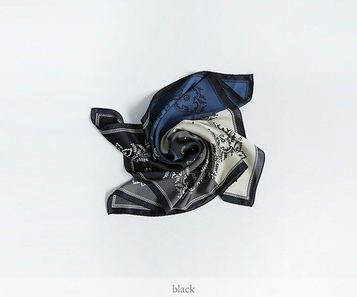 38214d1dadb8d3 【楽天市場】[メール便可] スカーフ リボン テラコッタ ツイリー 風 スカーフ スカーフ