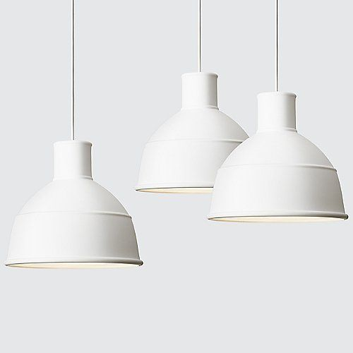 Although Made From A Pliable Silicone Rubber The Muuto Unfold Pendant Is A Vision Of Industrial Strength When Pendant Lamp Unfold Pendant Light Pendant Light