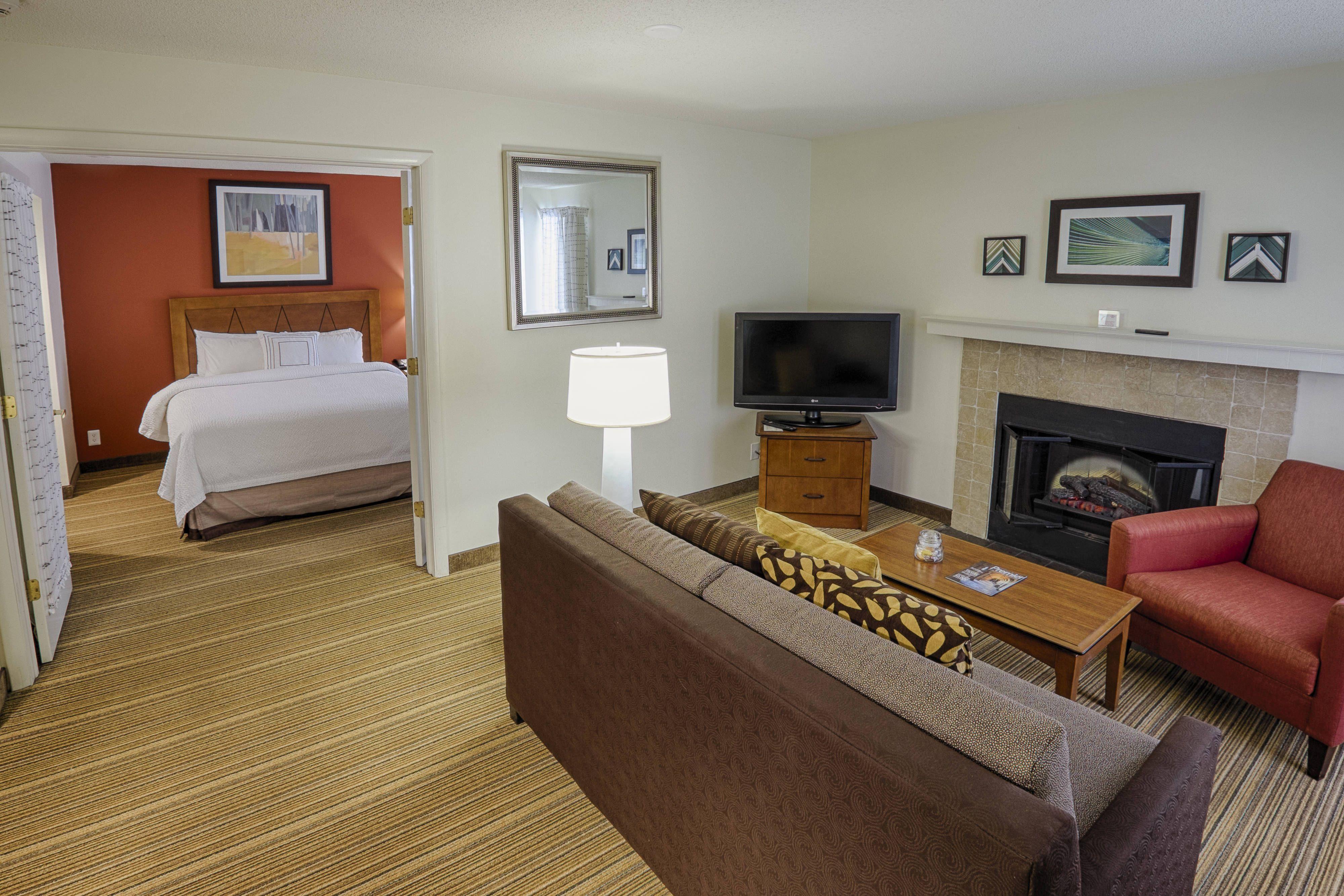 Residence Inn Albany Airport One Bedroom Suite Travel Enjoying