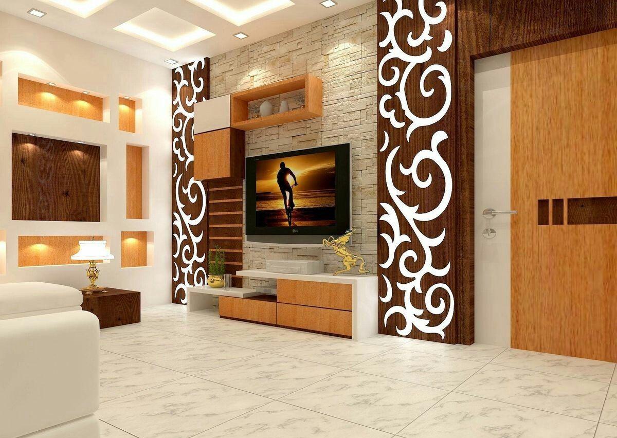 Esszimmer wandnische holz möbel entwürfe für wohnzimmer  fügen sie eine variation von