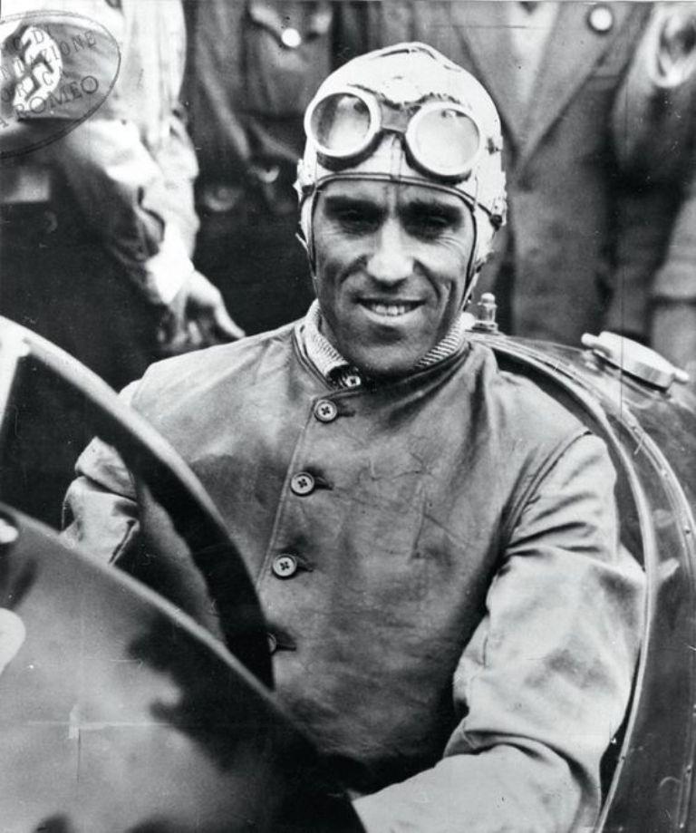 Nuvolari, Nurburgring 1935