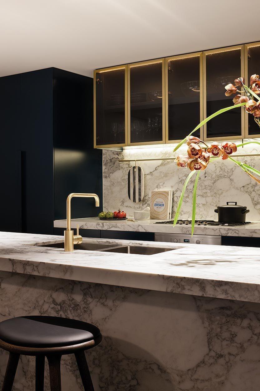 Nice kitchen pantry ideas. #Kitchen #Pantry #KitchenPantry Australian interior design, Kitchen