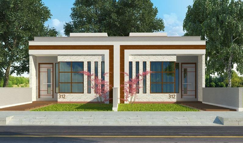 Modelos de casas de 5 metros de ancho por 9 de fondo   Planos ...