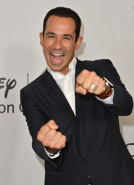 helio castroneves   Helio Castroneves Race car driver Helio Castroneves arrives to the ...